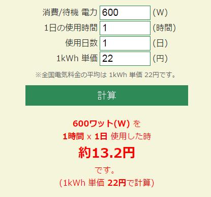 電気代13.2円/日で冬のお風呂が寒くなくなるなら・・・