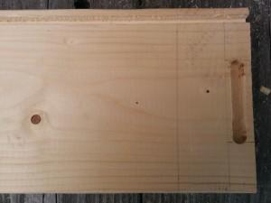 カントリーチックな木箱006