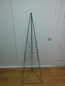 クリスマスツリーDIY009