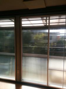 格子状二重窓012
