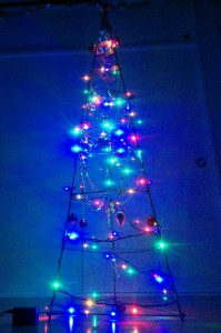 クリスマスツリーDIY014