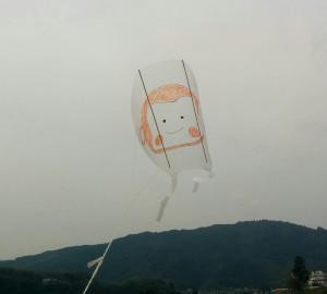 変形六角形凧の作り方