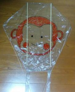 変形六角形凧の作り方012