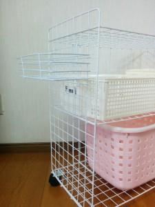かんたん洗濯ラックdiy011