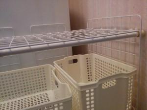 かんたん洗濯ラックdiy013