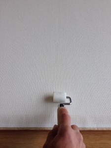 押し入れの戸に壁紙007