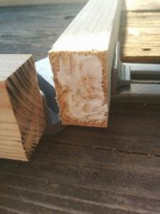 手作り折りたたみテーブル作り方001