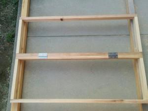 手作り折りたたみテーブル作り方003