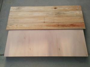 手作り折りたたみテーブル作り方011