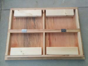 手作り折りたたみテーブル作り方014