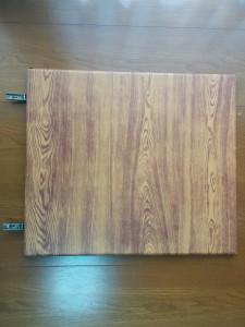 100均の木目シートで落ち着けるキッチンにリメイク013