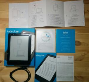 楽天電子書籍リーダーkobo glo HDで本棚スペースを最小限に!004