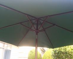 ガーデンパラソル修理015