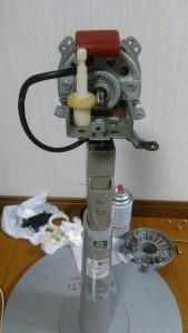 扇風機のキュルキュル音の原因は・・・001