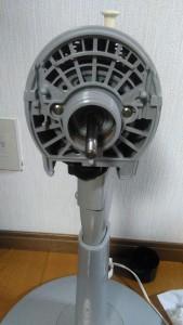 扇風機のキュルキュル音の原因は・・・004