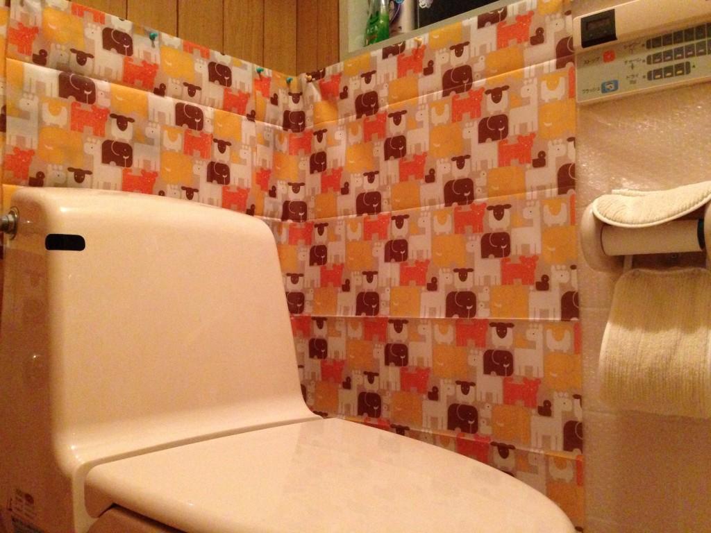 寒いトイレをプチプチで!少しでも寒さを緩和して心筋梗塞のリスクを減らそう