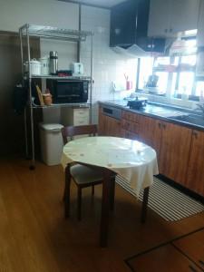 キッチンカウンターDIY019