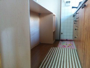 キッチンカウンターDIY014