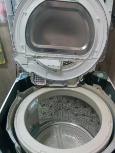 洗濯槽の落ちない匂いを撃退010