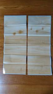 セリアのキッチン壁用シートでゴミ箱リメイク003