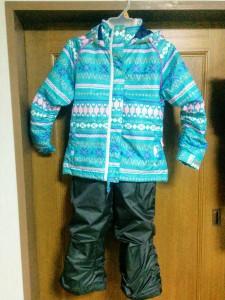 娘のスキーウェア001