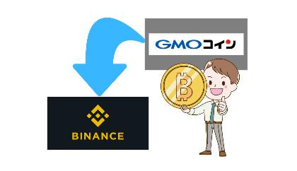 GMOコインからBINANCE(バイナンス)へBTCを送金する手順