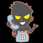 遠隔操作によるプロバイダ変更勧誘にご注意!ケイオウ(株)からの怪しい電話
