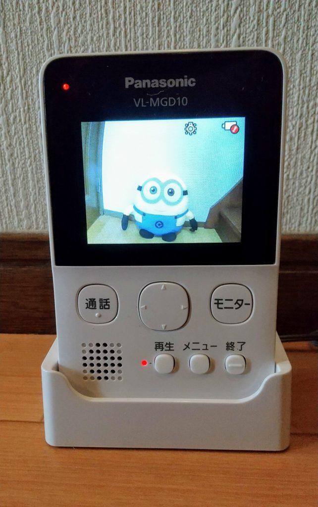 【超かんたん】ワイヤレステレビドアホン (VL-SGD10L)の取付方法!ボブがお家にやってきた😁