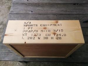 カントリーチックな木箱008