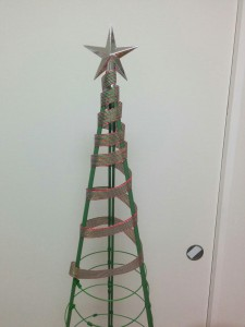 クリスマスツリーDIY010