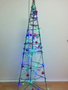 クリスマスツリーDIY013
