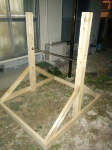 鉄棒の作り方013
