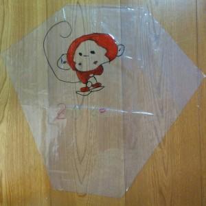 変形六角形凧の作り方009