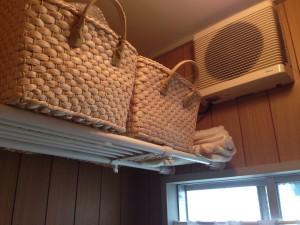 トイレの天井をクリアトーンに002