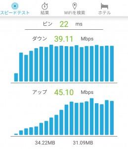 Nexus5 v6プラスの通信速度002
