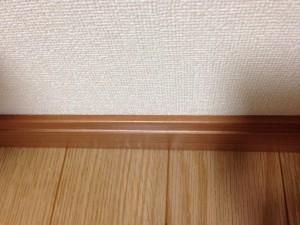こども部屋リフォーム巾木003