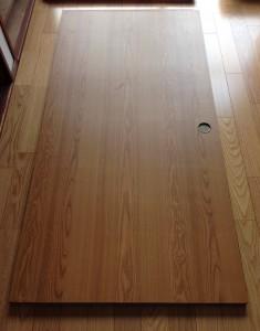 押し入れの戸に壁紙002