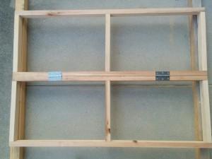 手作り折りたたみテーブル作り方004