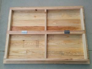 手作り折りたたみテーブル作り方006