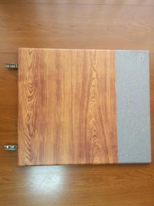 100均の木目シートで落ち着けるキッチンにリメイク007