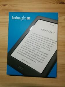 楽天電子書籍リーダーkobo glo HDで本棚スペースを最小限に!002