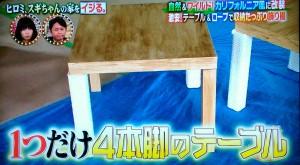 【八王子リフォーム】ヒロミ、スギちゃんの家をカリフォルニア風にイジる012