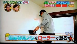 【八王子リフォーム】ヒロミ、スギちゃんの家をカリフォルニア風にイジる027