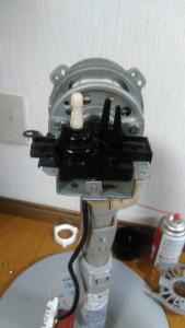 扇風機のキュルキュル音の原因は・・・003
