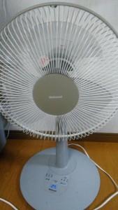 扇風機のキュルキュル音の原因は・・・007