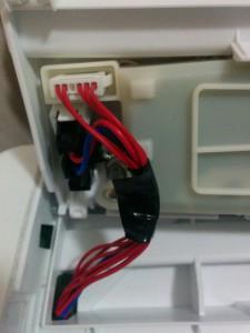 洗濯槽の落ちない匂いを撃退003