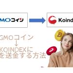 GMOコインからKoindexへイーサリアムを送金する方法をETHを購入するとこから解説
